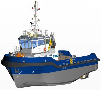 Multi-purpose utility in all new tug designs