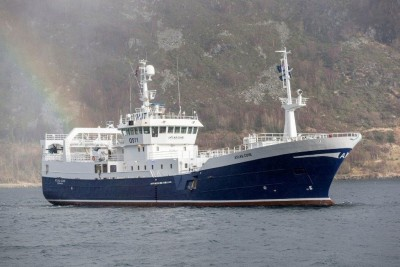 IMC engineers Southern Ocean fishing boat conversion